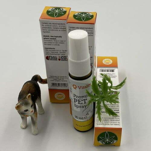Wetality PET Spray 20ml