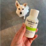Klorhexidinpudder til hund